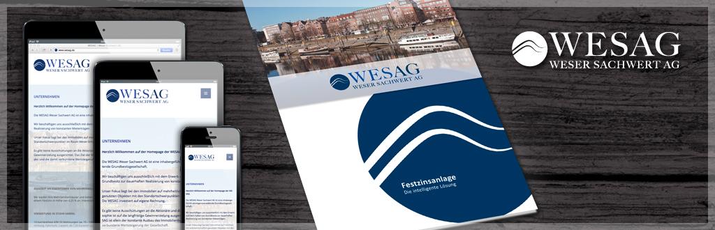 Portfolio Lakrizz Design WESAG