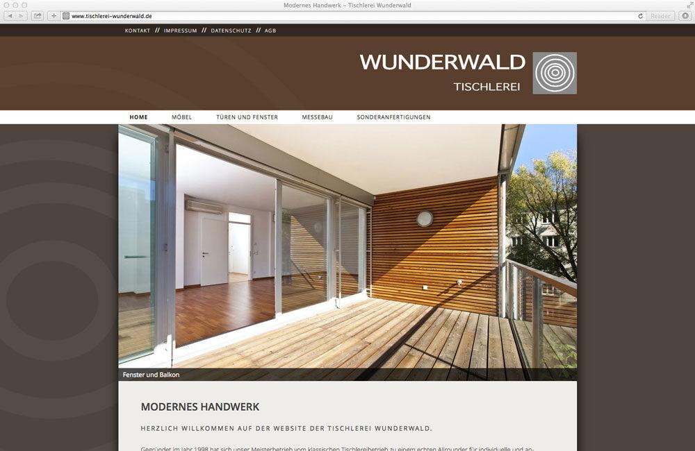Tischlerei Wunderwald