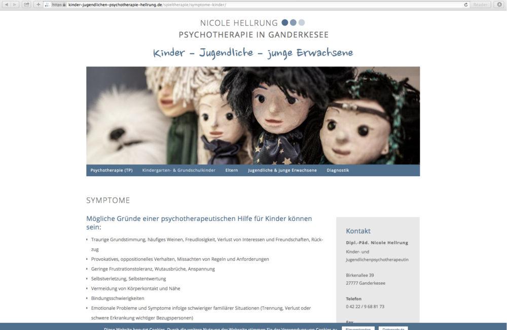 Praxis für Kinder- und Jugendlichenpsychotherapie