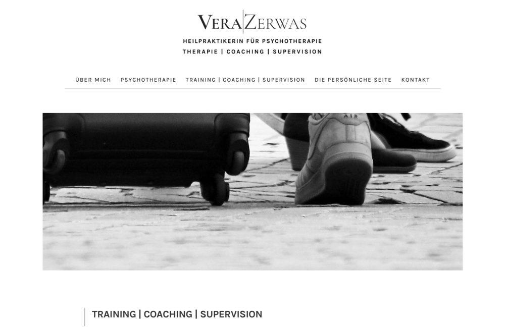 Vera Zerwas | Psychotherapie