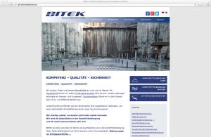 Bitek Webseite