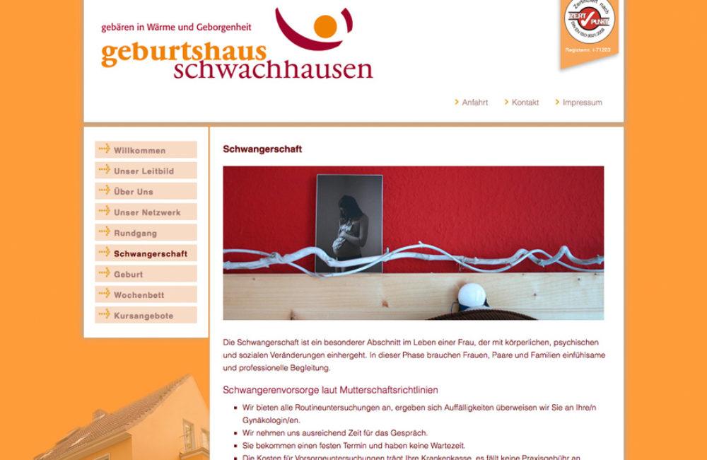 Geburtshaus Schwachhausen