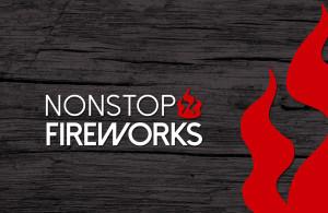 Nonstop Fireworks Logo