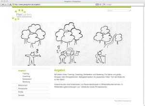 piergarten webseite
