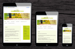 Praxis Ehlting Webdesign Responsive