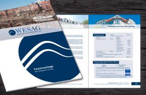 WESAG Broschüre
