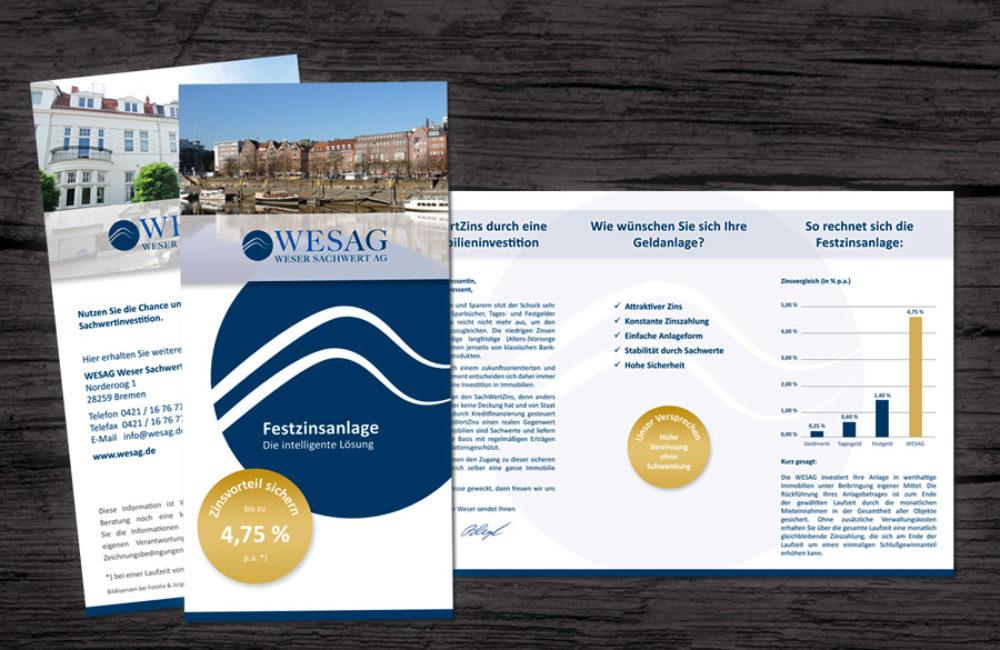 WESAG – Weser Sachwert AG
